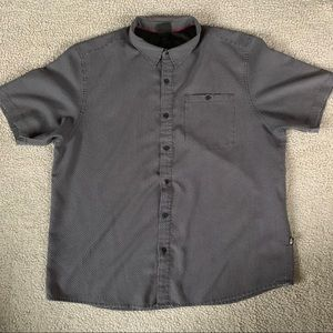 The North Face men's 2XL button down shirt